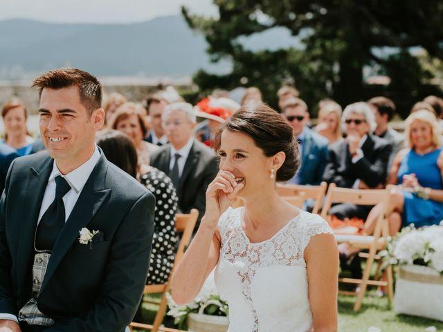 La boda de Stefan y Marta en Baiona, Pontevedra 56