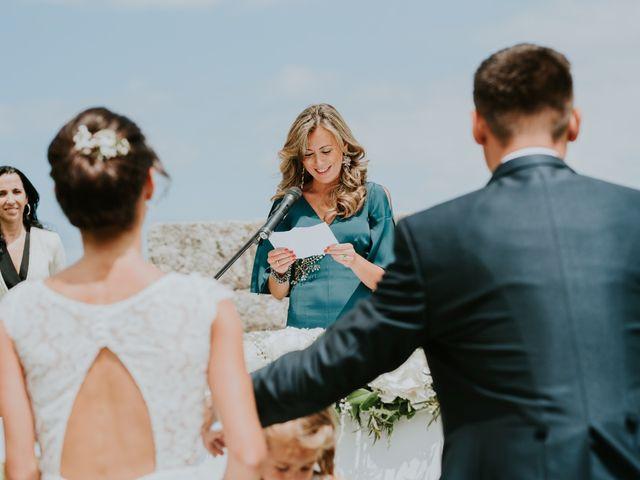 La boda de Stefan y Marta en Baiona, Pontevedra 57