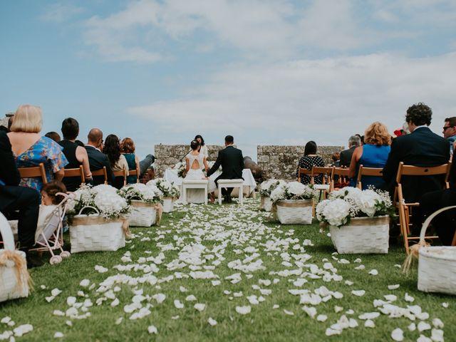 La boda de Stefan y Marta en Baiona, Pontevedra 59