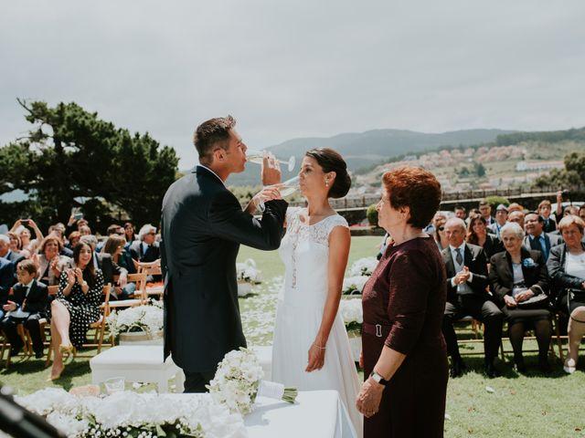 La boda de Stefan y Marta en Baiona, Pontevedra 63