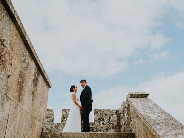 La boda de Stefan y Marta en Baiona, Pontevedra 77