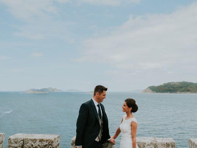 La boda de Stefan y Marta en Baiona, Pontevedra 78