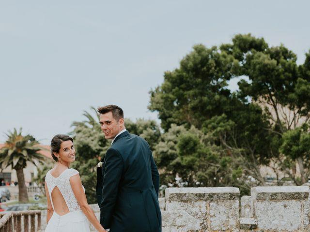 La boda de Stefan y Marta en Baiona, Pontevedra 80
