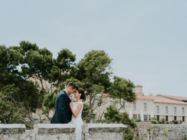 La boda de Stefan y Marta en Baiona, Pontevedra 82