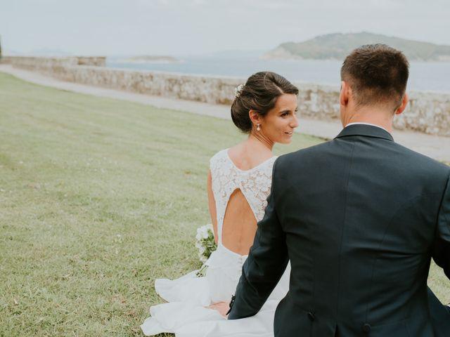 La boda de Stefan y Marta en Baiona, Pontevedra 85
