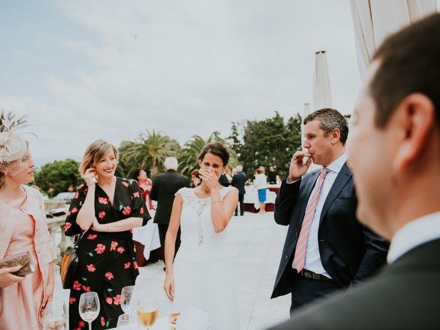 La boda de Stefan y Marta en Baiona, Pontevedra 101