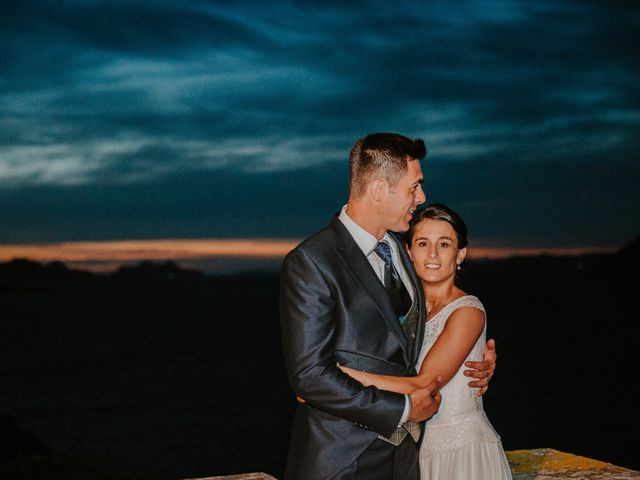 La boda de Stefan y Marta en Baiona, Pontevedra 137