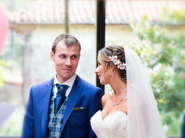 La boda de Mireia y Chema