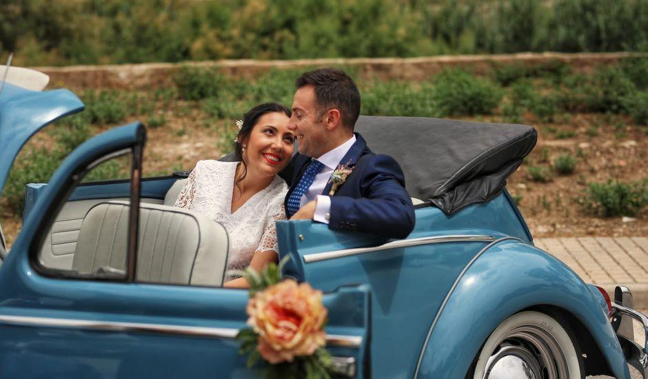 La boda de Álex  y Sarama en Novelda, Alicante