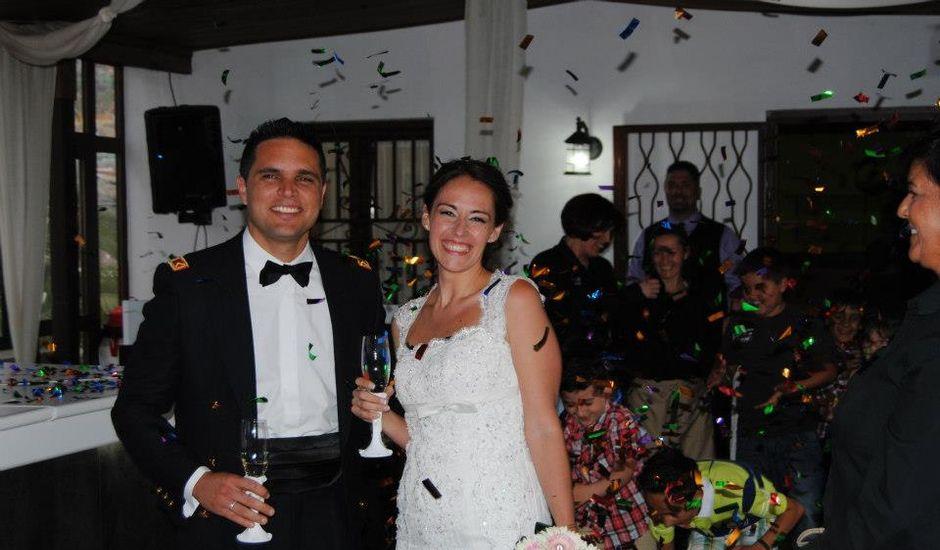 La boda de Sonia y Carlos  en Telde, Las Palmas