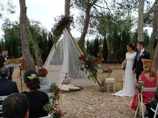 La boda de Estefanía y Santiago