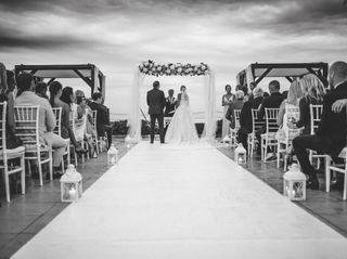 La boda de Joni y Michaël