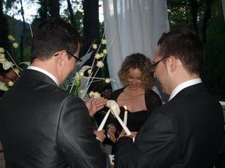 La boda de Gilmar y Xevi