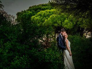 La boda de Sandra y Juan Jesus 1
