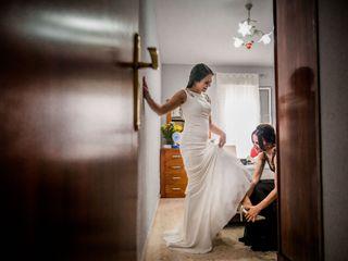 La boda de Sandra y Juan Jesus 3