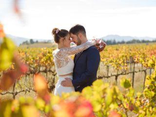 La boda de Núria y Ramon