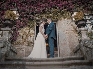 La boda de Rocío y Jon