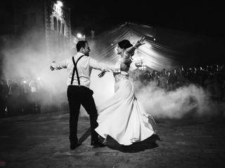 La boda de Sarai y Andrés