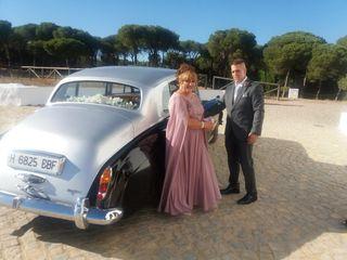 La boda de Jessica  y Carlos  3