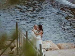 La boda de Mónica y Josep