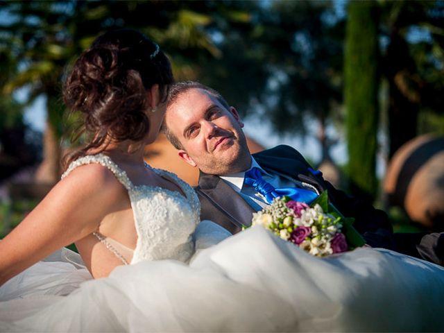 La boda de Alba y Jesús