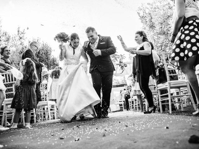 La boda de Jose Antonio y Selene en Padul, Granada 1