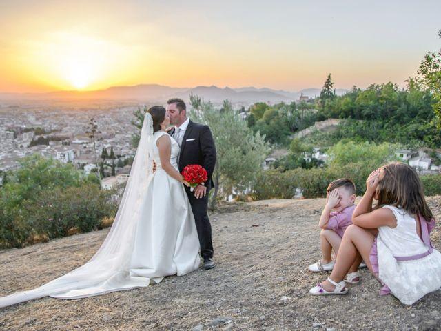 La boda de Jose Antonio y Selene en Padul, Granada 4