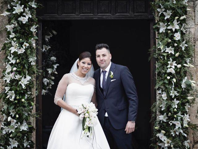 La boda de Kelly y Jorge