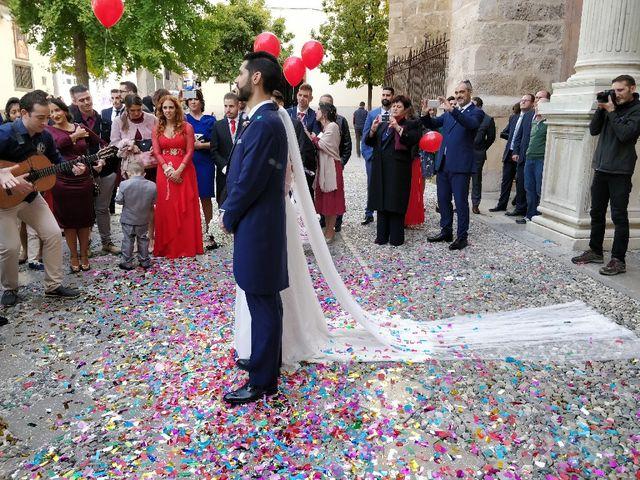 La boda de Daniel y Sira en Granada, Granada 3