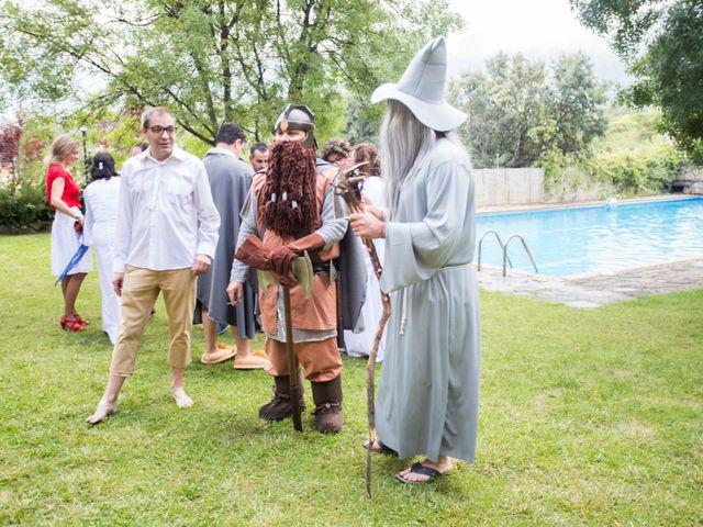 La boda de Iván y Noelia en Navaluenga, Ávila 5