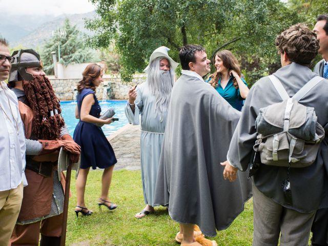 La boda de Iván y Noelia en Navaluenga, Ávila 6