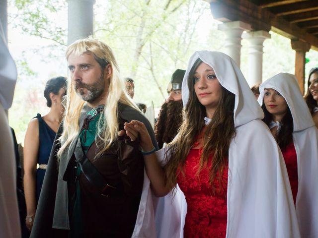 La boda de Iván y Noelia en Navaluenga, Ávila 9