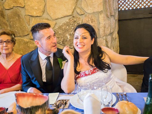 La boda de Iván y Noelia en Navaluenga, Ávila 21