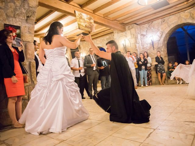 La boda de Iván y Noelia en Navaluenga, Ávila 24