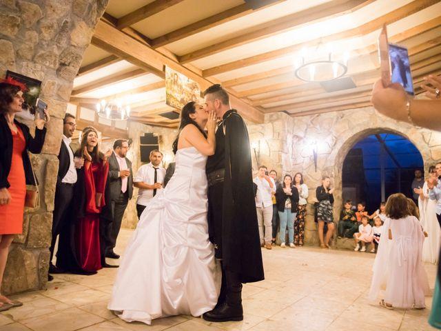 La boda de Iván y Noelia en Navaluenga, Ávila 25