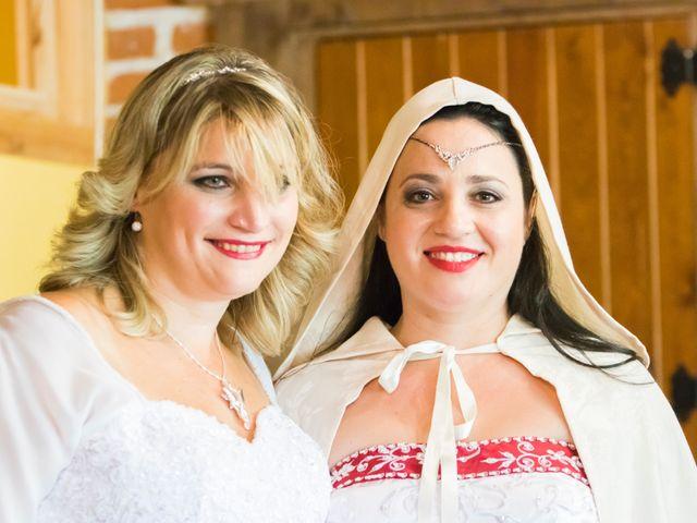 La boda de Iván y Noelia en Navaluenga, Ávila 28
