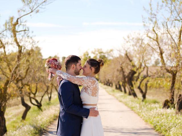 La boda de Ramon y Núria en Odena, Barcelona 24