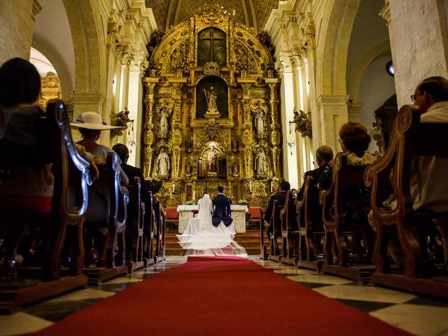 La boda de José Antonio y Carmen en Fuente Palmera, Córdoba 13