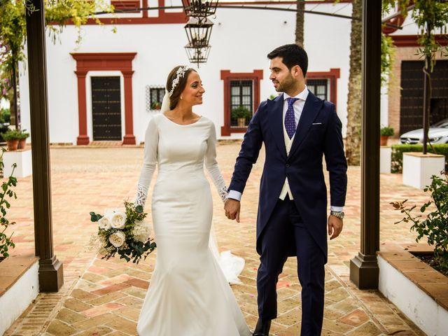 La boda de José Antonio y Carmen en Fuente Palmera, Córdoba 16