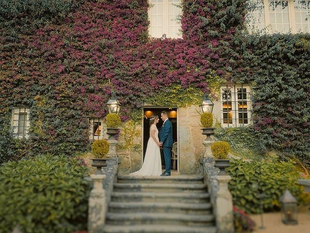 La boda de Jon y Rocío en Pontevedra, Pontevedra 14