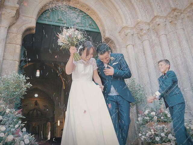 La boda de Jon y Rocío en Pontevedra, Pontevedra 15