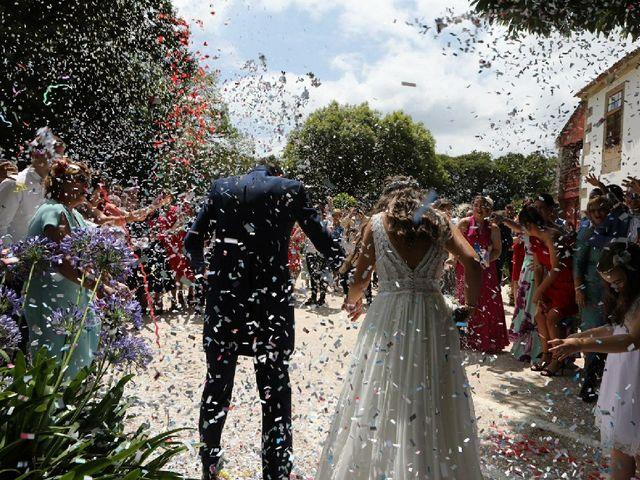 La boda de Daniel y Paula en O Bidueiro (Ordes), A Coruña 2