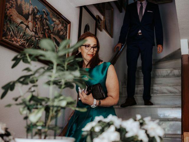 La boda de Jesús y Bea en Benajarafe, Málaga 2