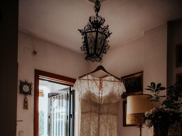 La boda de Jesús y Bea en Benajarafe, Málaga 3