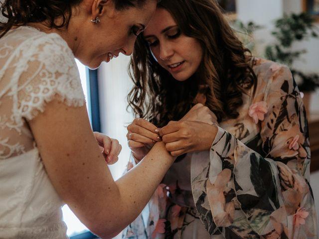 La boda de Jesús y Bea en Benajarafe, Málaga 8