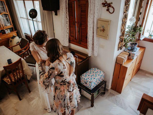 La boda de Jesús y Bea en Benajarafe, Málaga 9