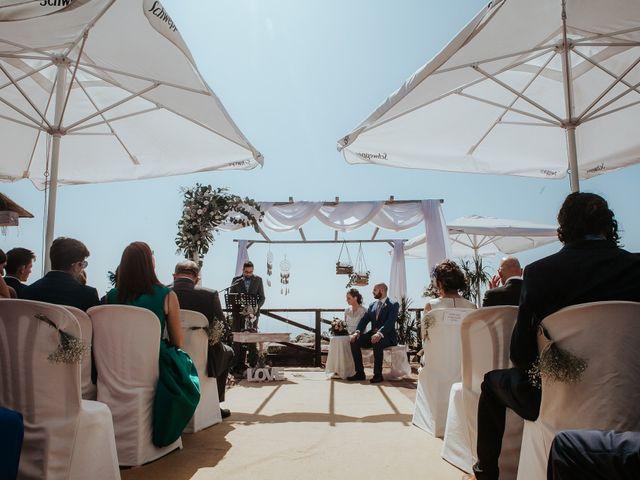 La boda de Jesús y Bea en Benajarafe, Málaga 14