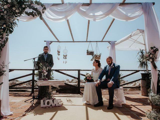 La boda de Jesús y Bea en Benajarafe, Málaga 15