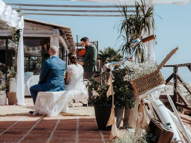 La boda de Jesús y Bea en Benajarafe, Málaga 16
