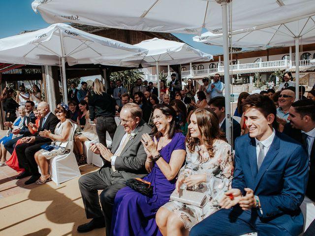 La boda de Jesús y Bea en Benajarafe, Málaga 17